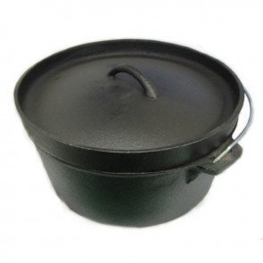 4.5 quart Dutch Oven Camping Outdoors
