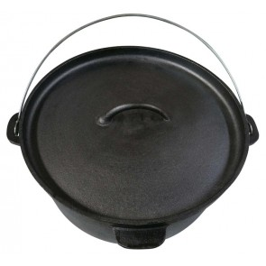 Supex 9 quart Dutch Oven -Top
