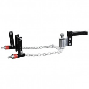 """Andersen 8"""" No-Sway Drop Weight Distribution Hitch - Long Brackets"""