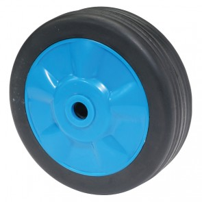 "Ark 6"" Nylon Wheel - 150mm Replacement Jockey wheel NW6B JWN6 series"