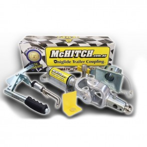 McHitch 4.5T Easy Fit Caravan Automatic Coupler Coupling Kit