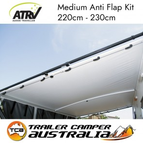 Aussie Traveller Medium Anti Flap Kit 2.2m - 2.3m
