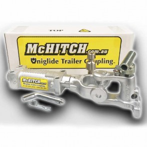 McHitch 2T Drop On Uniglide Brake Override Trailer Coupling