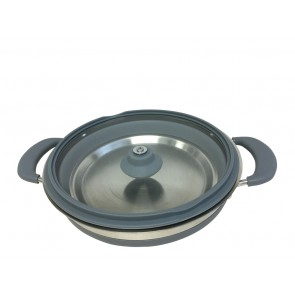 Collapsible Saucepan 1.5 Litre by Supex