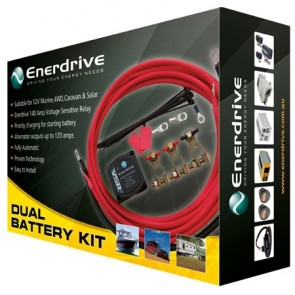 Enerdrive 12V Dual Battery Isolator System EN61010