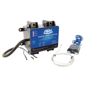 Ark Electric Break-away System with Switch, Charger & Battery EBK24