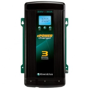 Enerdrive Epower 30amp 12v Charger