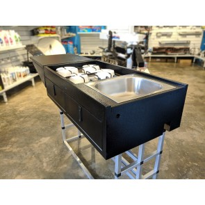 Tailgate Mountable Fold-up Kitchen