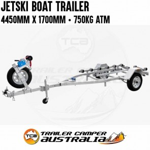 Jetski Boat Trailer Fits up to 3.7M