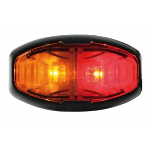 Ark LED Markers 2 x red/amber