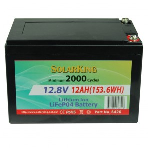 Solarking 12ah Lithium Battery LB-12-12-10
