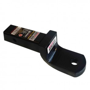 Heavy Duty Tow Ball Mount - 254mm Extended