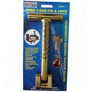 PIN AND LOCK SUIT TREG TRIGG STYLE CAR ADAPTOR HITCH