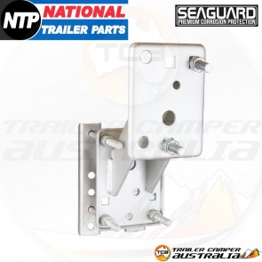NTP NSWC2 Multi-fit Spare Tyre Wheel Holder Carrier Seaguard