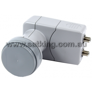 Satking Dual Output 10700 Wide Band LNB