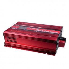 HiTech 2000W Pure Sine Wave Inverter with Mains Transfer Switch