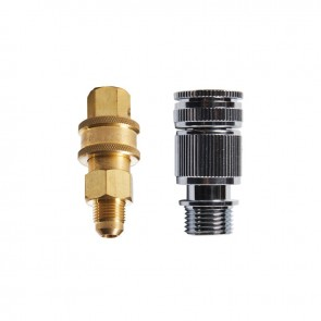 Smarttek Quick Connects Snap Pack - LPG Gasnect + Shower Hose Fitting