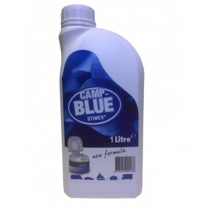 Stimex Camp Blue Chemical Toilet Liquid 1L
