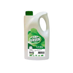 Stimex Camp Green 2.5 Litre Waste Tank Liquid