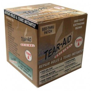 Tear Aid Type A 5ft Roll Fabric repair patch kit 76.2 mm x 1524 mm
