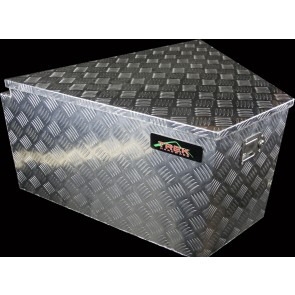 Trek Aluminium Tool Box 920x460x700mm - Camper Box Trailer