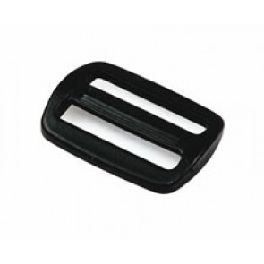 Supex 25mm Tri glides buckles - Pack of 4