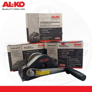 ALKO 350kg Safety Winch Type 351 Plus with Automatic Load Pressure Brake