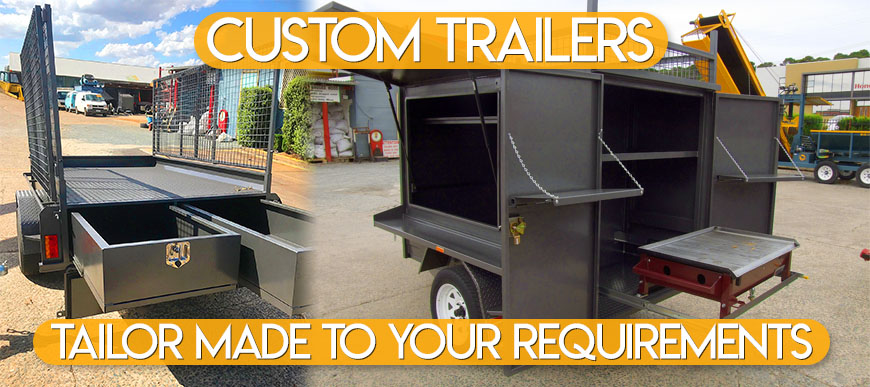 Made to Order Trailers