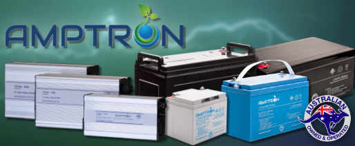 Amptron Lithium Batteries & Chargers