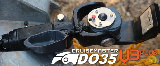 Cruisemaster DO35 Pin Coupling