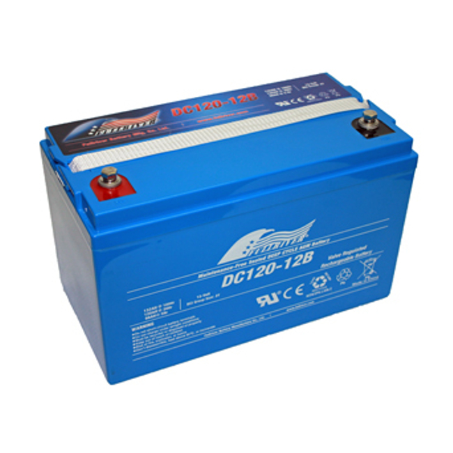 Fullriver DC120-12B 120Ah AGM Battery