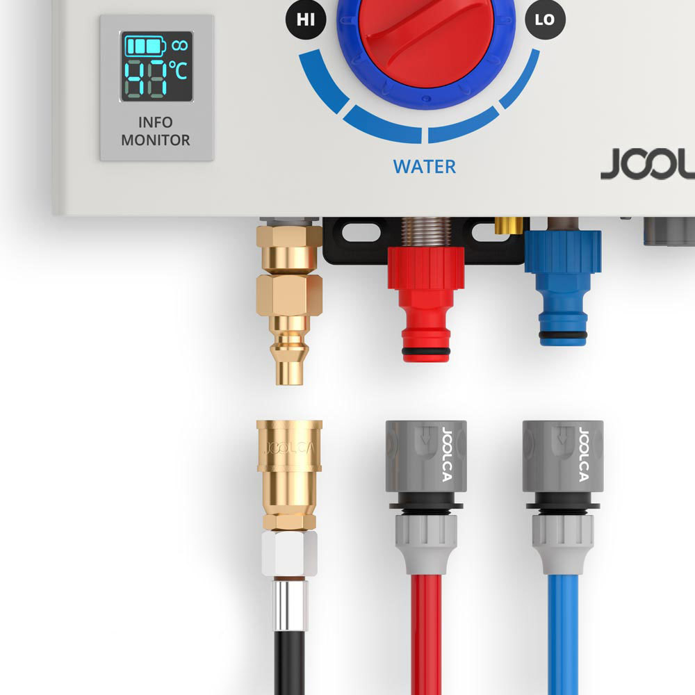 Joolca Hottap Outing LPG Quick Connect